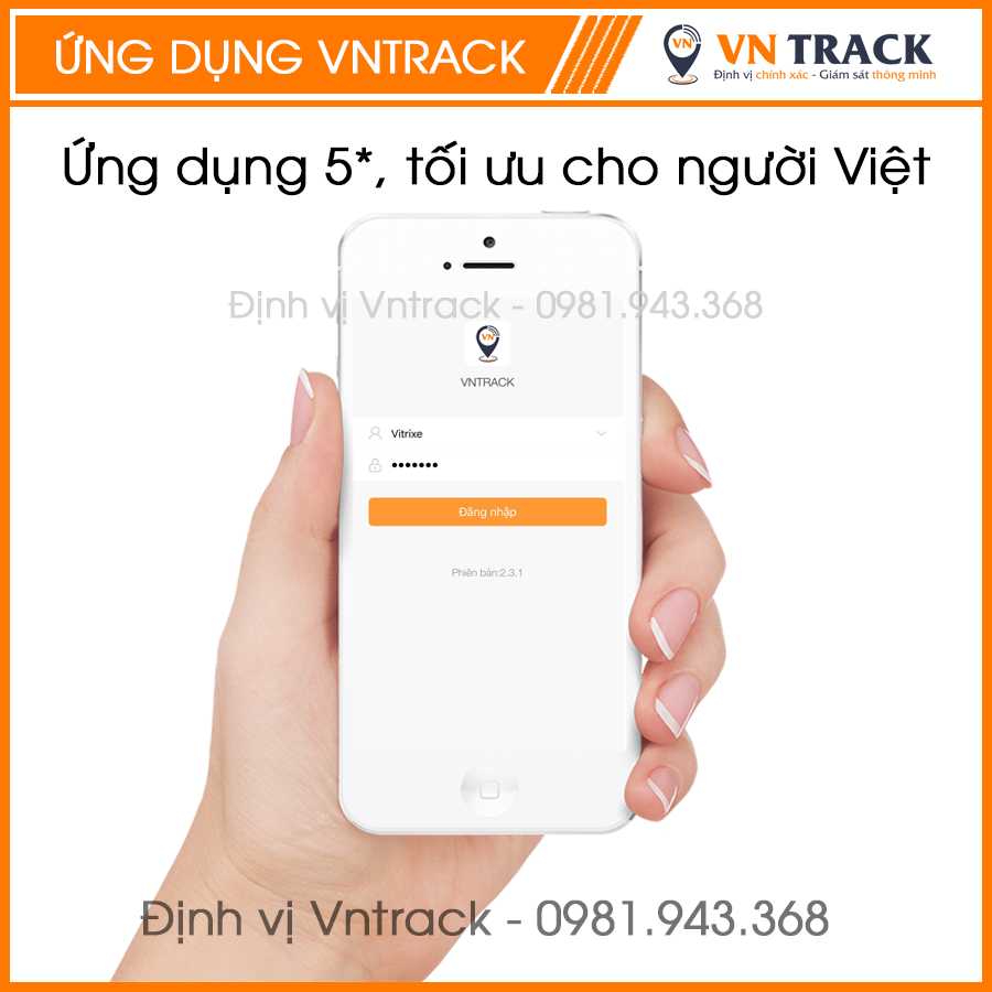 Ung dung VNTRACK